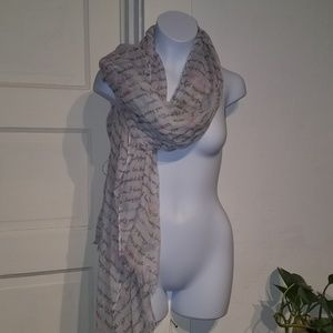 Thirty-one Virtuous Verses Scarf